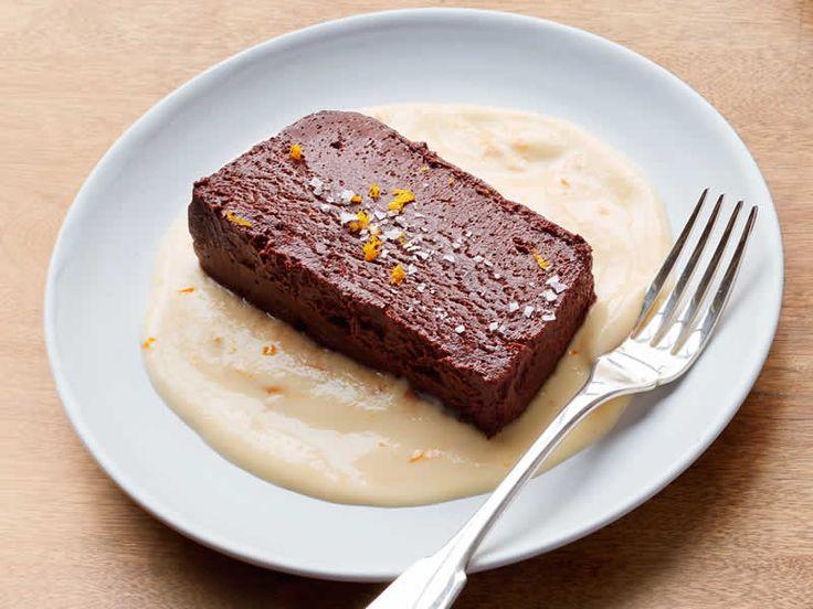 Terrine de chocolat facile au thermomix