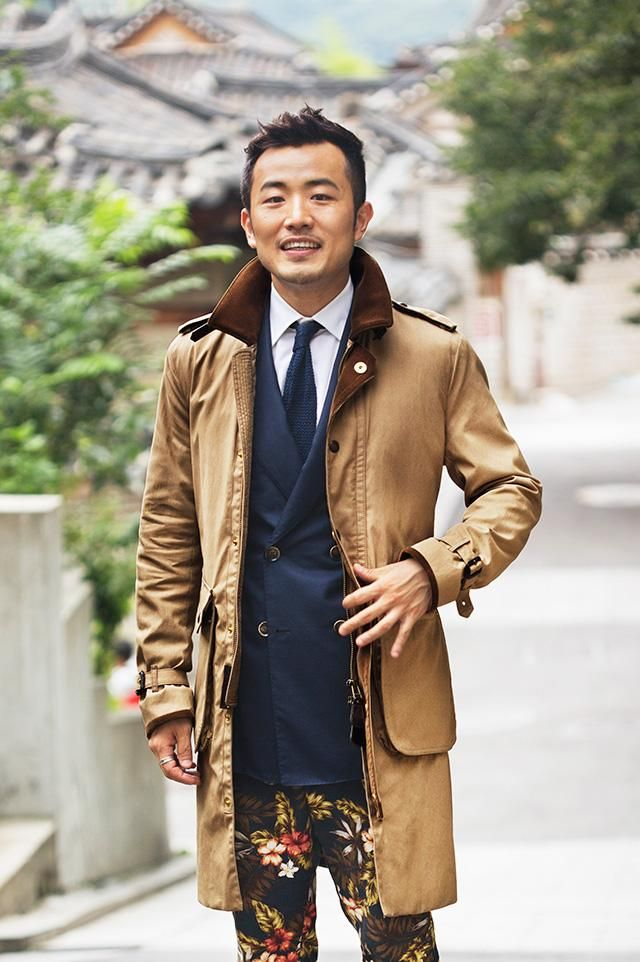 Kyu Tae photographed by Sun Hye Shin in Seoul