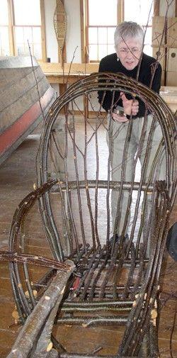 Woodworking & Furniture Craft: Twig Furniture