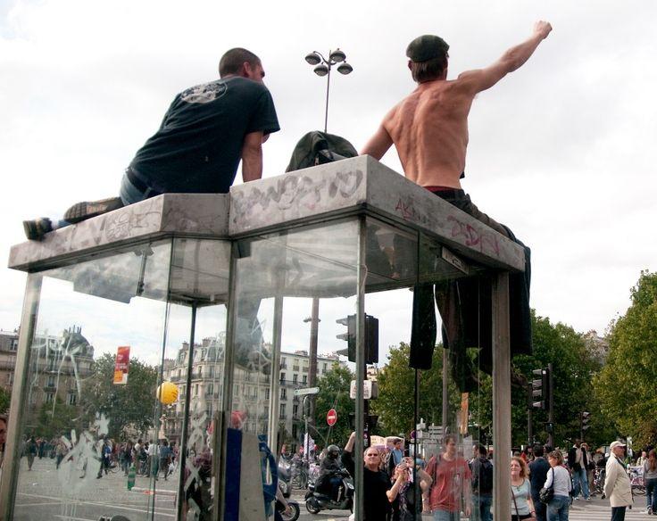 paris protest 9