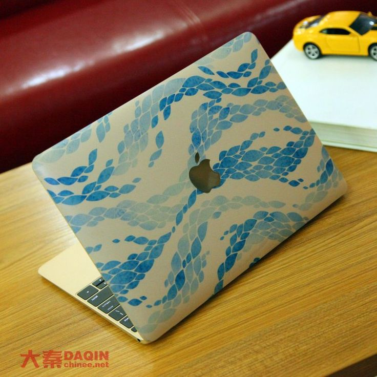 Made by daqin custom laptop skin system supply machine for producing custom laptop skins of