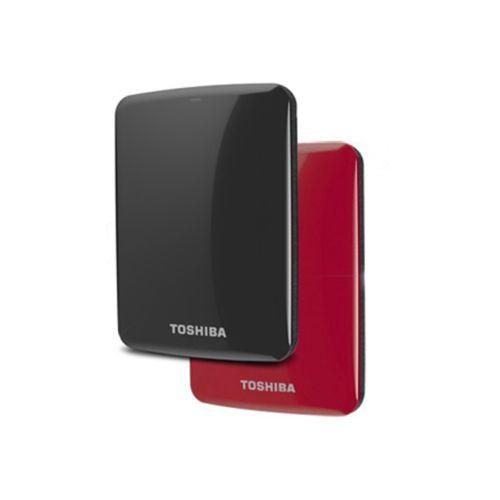 [TOSHIBA] Canvio Connect 3.0-2TB External Net Hard Mini Drive Smartphone Access