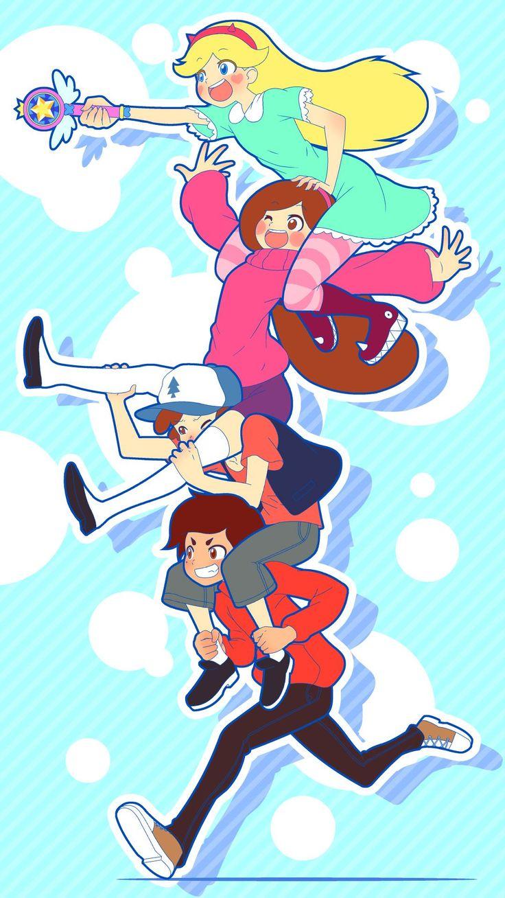 Dipper Gravity Falls Background Picture Cinematics