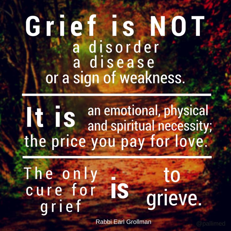 Cases: Complicated Grief: How Long is Too Long? ~ Pallimed