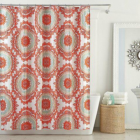 100 best Shower Curtains images on Pinterest | Bathroom ideas ...