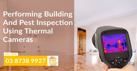 Our Building and Termite Inspection in Melbourne considers all aspects of the property. We uncover defects that an untrained eye would leave undetected. We perform our building and pest inspection using latest technology thermal cameras.
