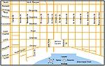French Quarter map