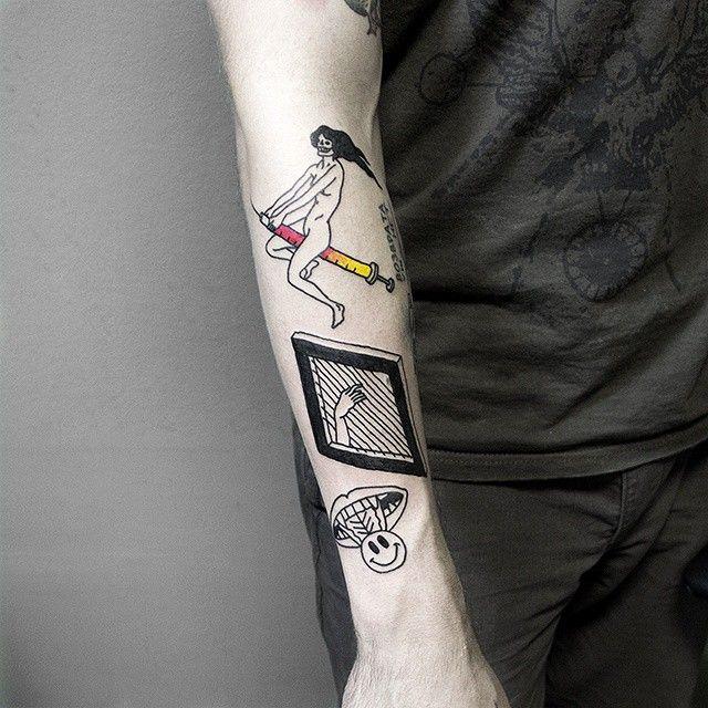 Hoy ampliamos la lista de tatuadores con ese toque especial/loco/distinto/genial que tanto nos gustan en Artnau. Se trata del artista ucraniano Dase Roman Sherbakov.                                …