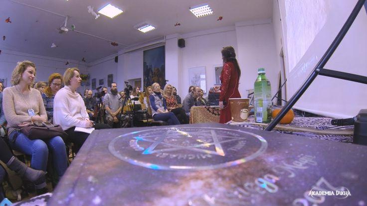 Konwent Wiedzy Alternatywnej - Wykład Wiedźmy Anji