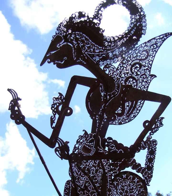 History of Wayang Kulit - Wayang