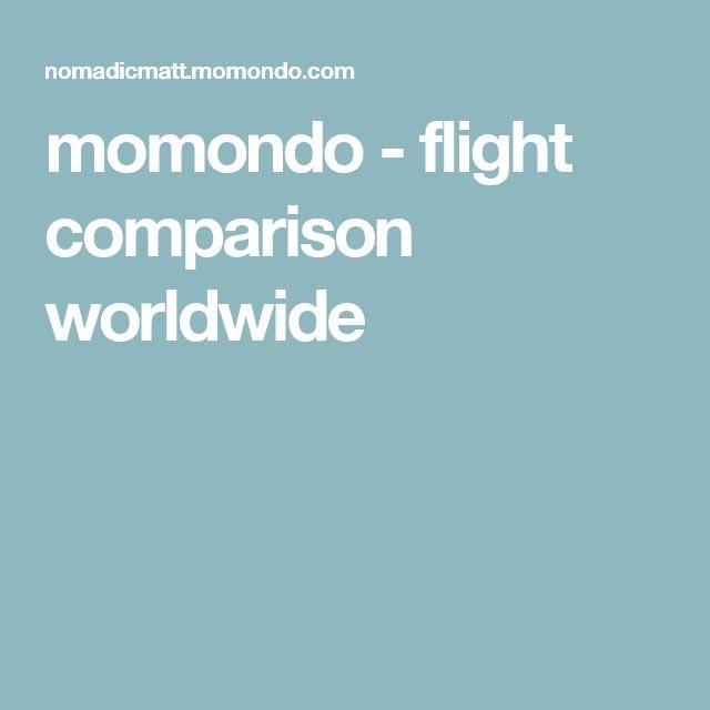 momondo - flight comparison worldwide