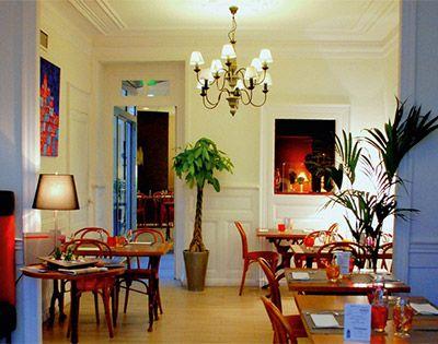 Le Bistrot à Gilles, restaurant traditionnel -11 bis rue de la Bastille Nantes