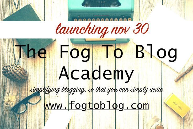 For bloggers who just want to write! #blog #bloggers