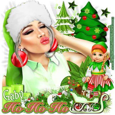 """MI RINCÓN GÓTICO: AD CT TEAM, """"Christmas Elf"""""""