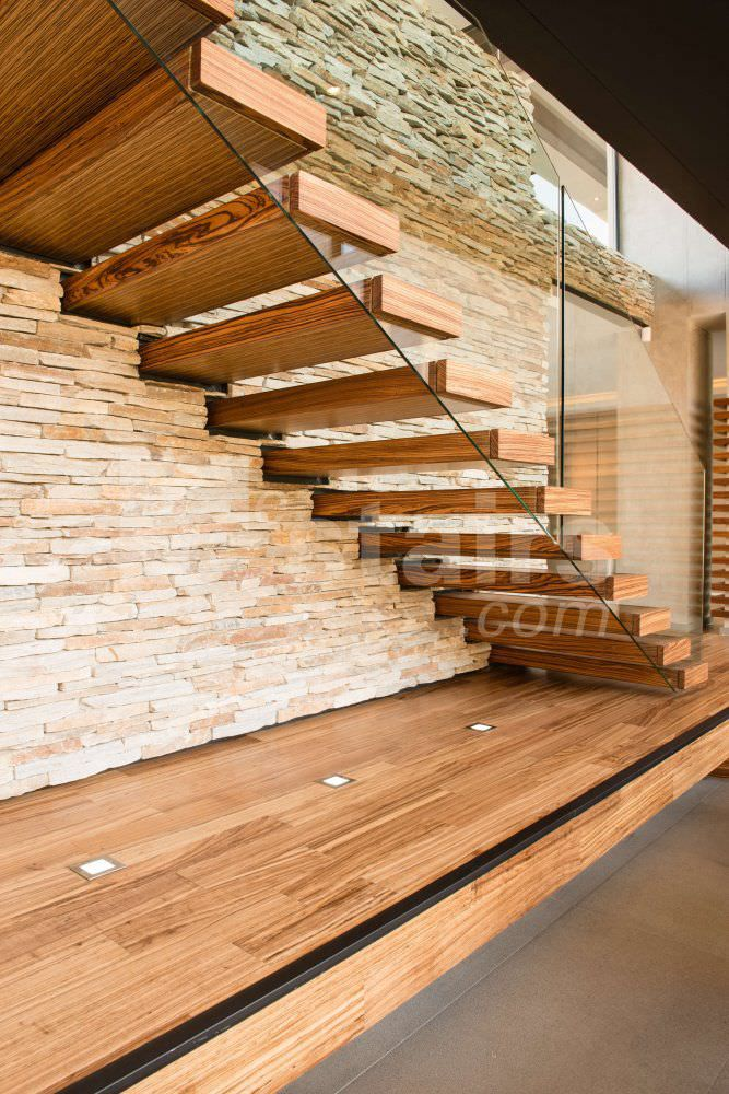 Discover All The Information About The Product Straight Staircase / Wooden  Steps / Glass Frame / Without Risers   EeStairs And Find Where You Can Buy  It.