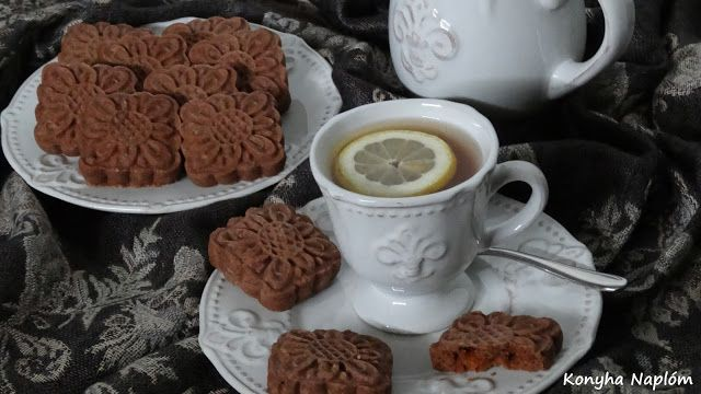 Konyha Naplóm: Kakaós keksz