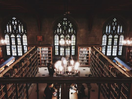Library at the University of Toronto