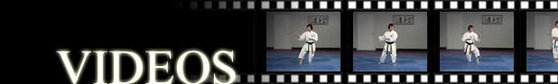 Karate Shitoryu VIDEOS
