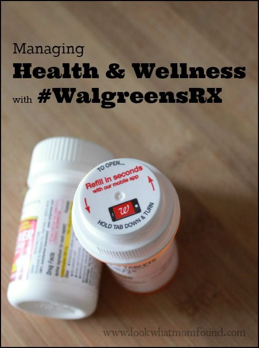 Learn how to manage your family's prescription schedules with #WalgreensRX #SoFab #shop