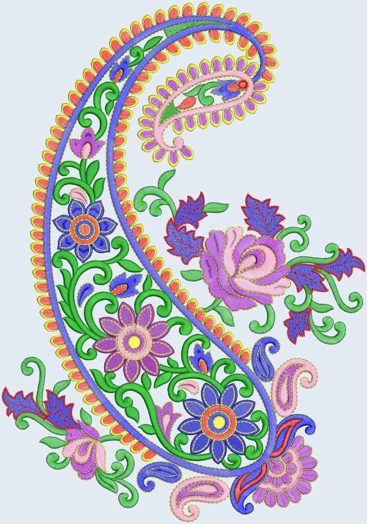 Indian Embroidered Sarees: 1000+ Ideas About Indian Embroidery Designs On Pinterest