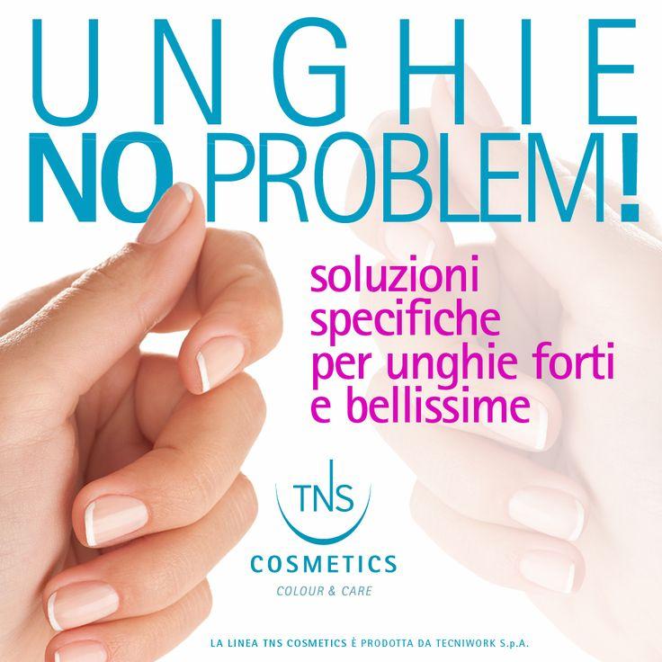 UNGHIE NO PROBLEM - Soluzioni specifiche per unghie più forti e più belle!