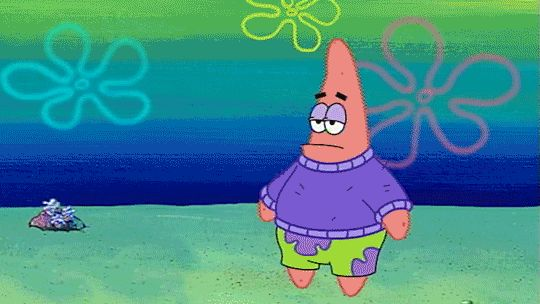 Who gifs from a pineapple under the sea?