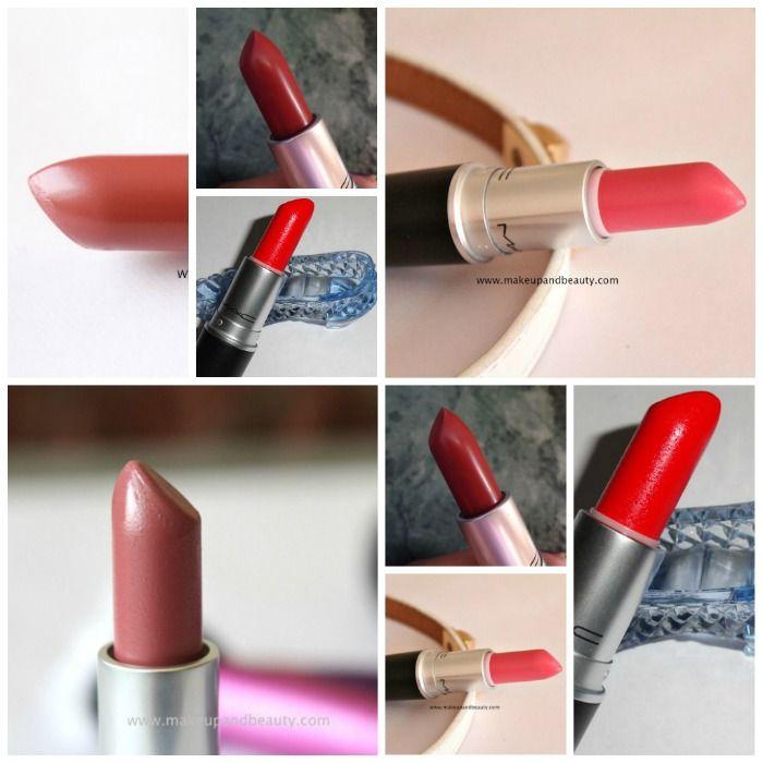 MAC Lipsticks directory MAC Colorwise Lipstick Directory