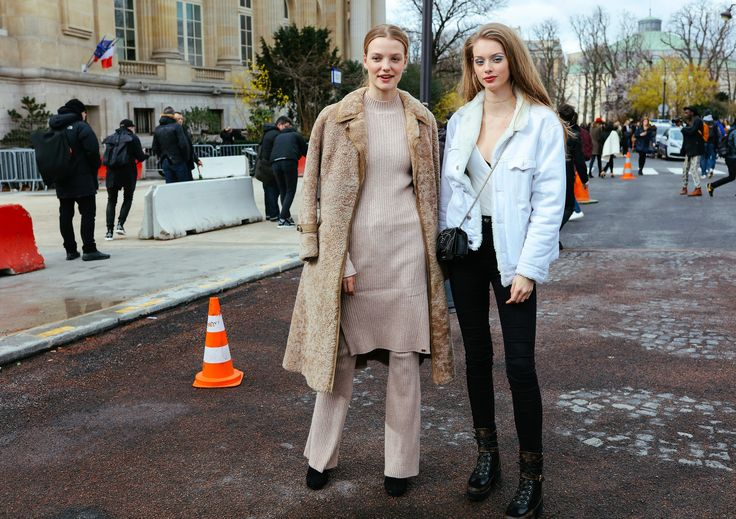 Phil Oh Shoots the Best of Paris Street Style