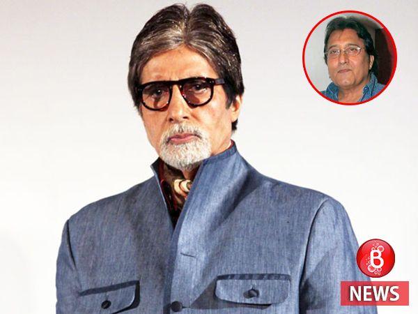 Amitabh Bachchan felt hurt with media after Vinod Khanna's demise. Here's why…
