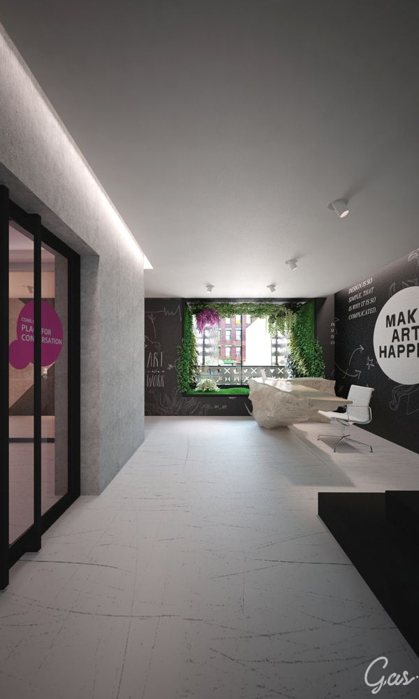 View full picture gallery of advertising agency office