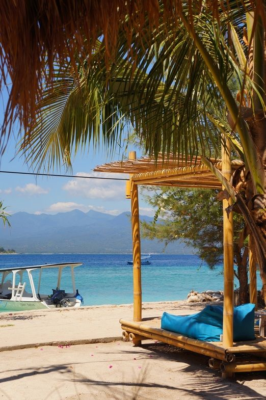 Quiet island: Gili Meno is only a boat trip away from the main island of Lombok; making it far enough from the bustling ...