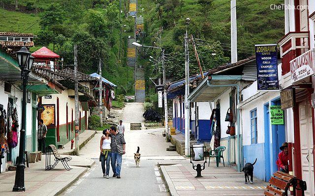 Colombia con chicos – El Eje Cafetero – Parte I – Calarcá | Fotos - Mapas - Consejos
