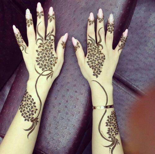 sudani/ khaleeji henna