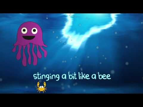 The Jellyfish Song - YouTube- little kids