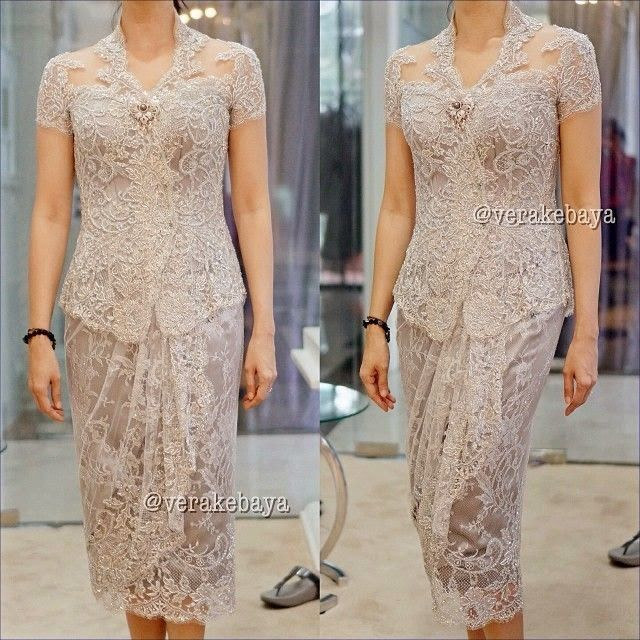 International Kebaya Batik Modern: Kebaya Modern by Vera