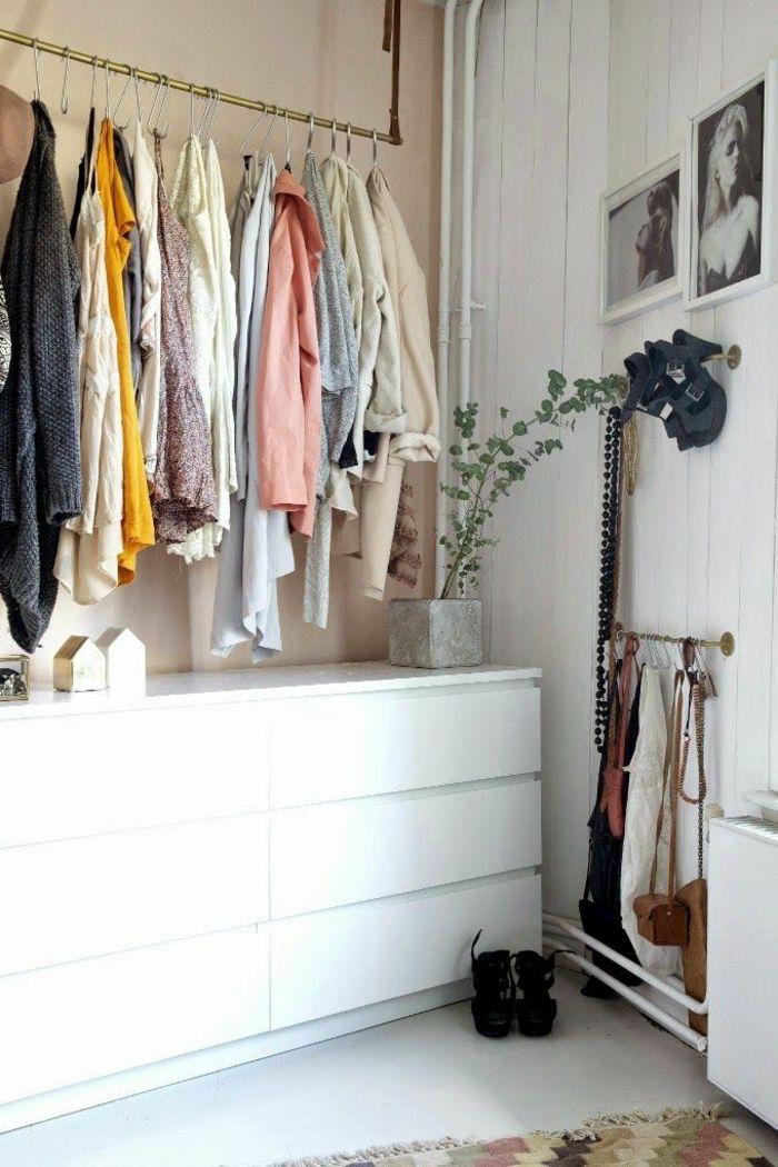 17 best images about rangement storage organisation on - Organisation dressing ...