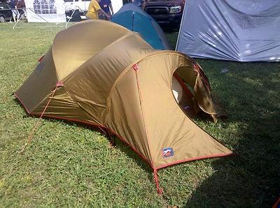 Moss Tent