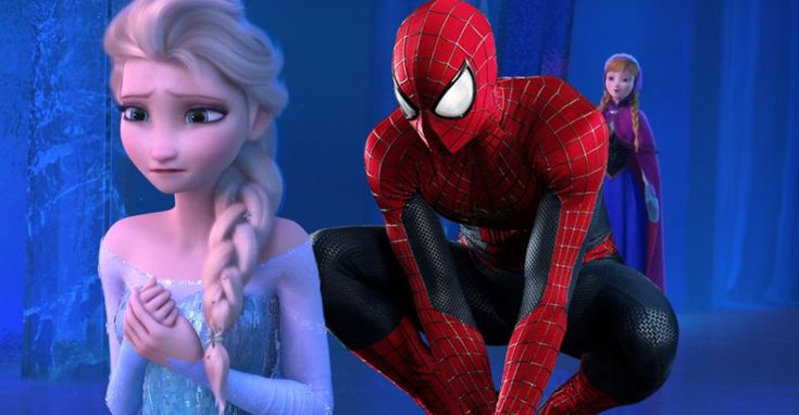 Spiderman vs. Elsa Videos and Disney Rumors | Disney News Podcast
