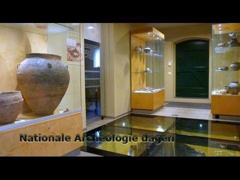 Nationale Archeologiedagen Bergeijk - YouTube