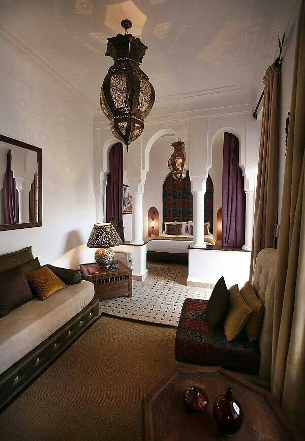 Beautiful Morrocan Style in entry