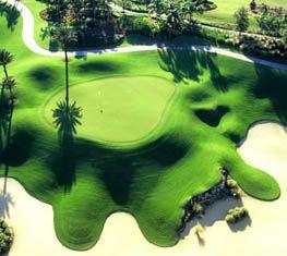 Palmer Course at Reunion Golf Resort in Orlando, Florida.