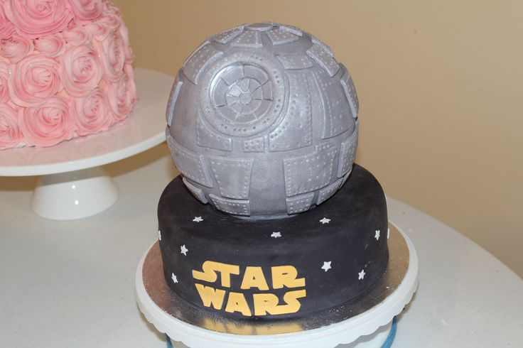 Star Wars Death Star Cake by The Vanilla Store To request a quote please email us at info@thevanillastore.com.au