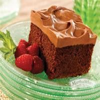 Sour Cream Chocolate Frosting from Martha White®