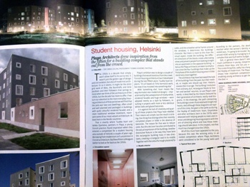 17 Best images about opiskelija-asuminen on Pinterest | Architecture, Dormitory and Student