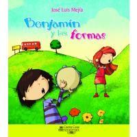 """""""Benjamín y las formas"""" de José Luis Mejía. Aprende a reconocer las figuras en un paseo divertido junto a Benjamín y sus amigos. Lee las primeras páginas: http://goo.gl/03eqUx"""