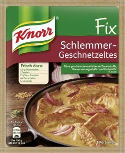 myTime.de Angebote Knorr Fix Schlemmer-Geschnetzeltes: Category: Fertiggerichte > Fix-Produkte > Fix für Fleisch Item…%#lebensmittel%