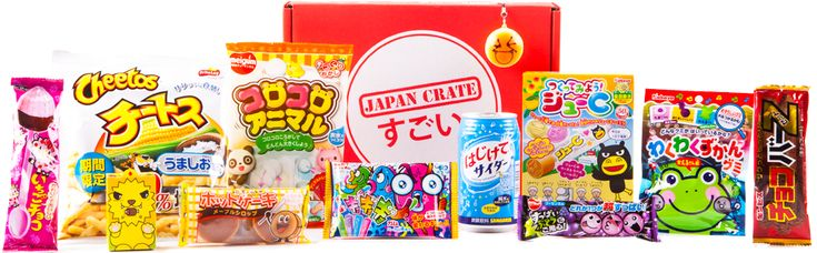 Pin Japan Crate on Pinterest