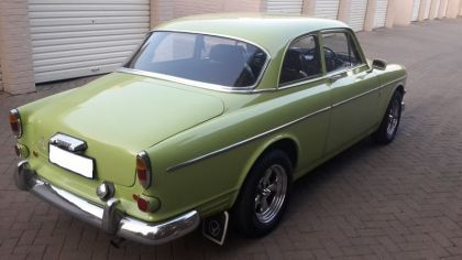 Volvo 122S in South Africa