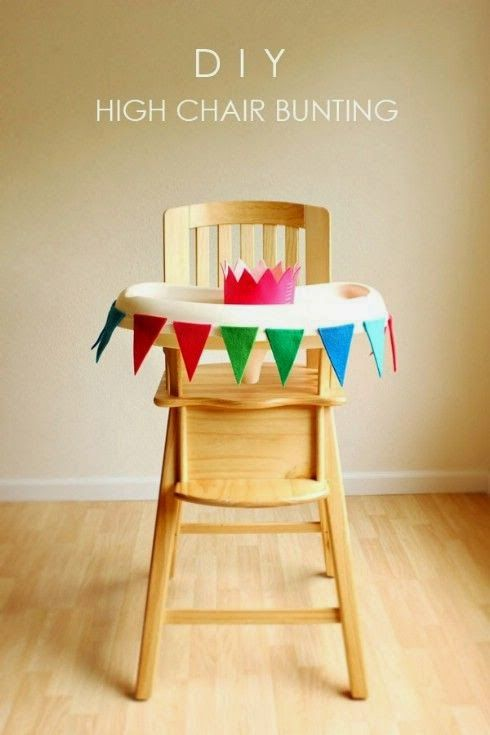 add some colour to that high chair