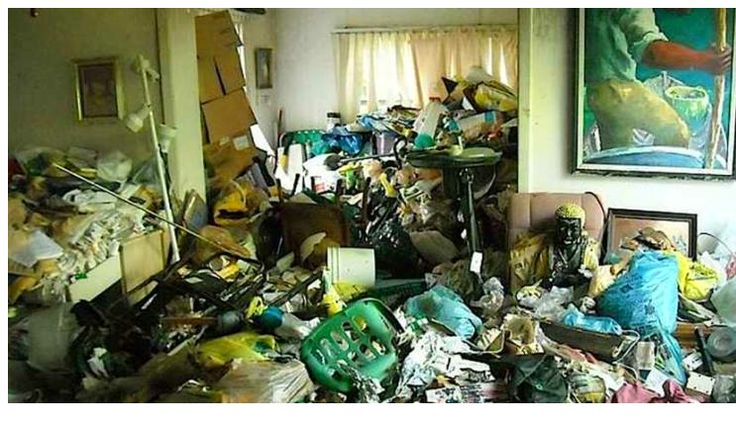 Hoarding Cleaning To Do List